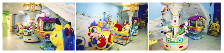 детские развлечения в николаеве